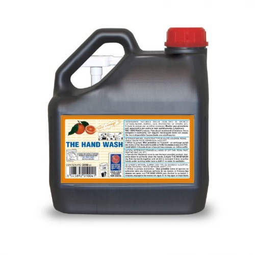 THE HAND WASH GEL LAVAMANI CON MICROGRANULI 3 L CON POMPA