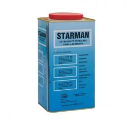 STARMAN GEL LAVAMANI CON MICROGRANULI 4 L