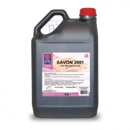 SAVON 2001 SAPONE LIQUIDO 5L CON POMPA