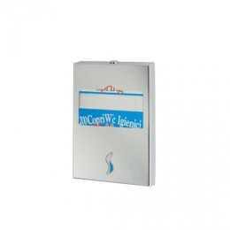 DISPENSER CARTA COPRIWATER INOX BRILLANTE