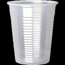 BICCHIERI/CUPS TRASLUCIDI 20cl
