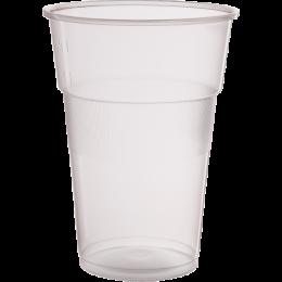 BICCHIERI/CUPS TRASPARENTI 63cl