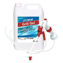 OPTIMUM GRILL GEL 5L DETERGENTE